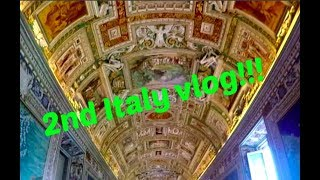 2nd Italy vlog