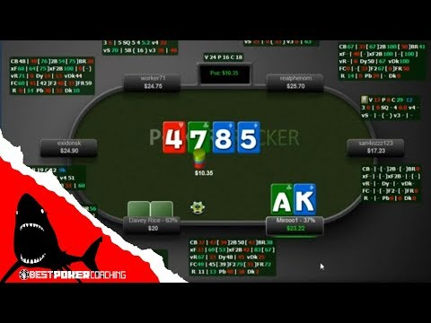 Playing 4bet Pots Out Of Position | NL 6-max Strategy Video With Coach