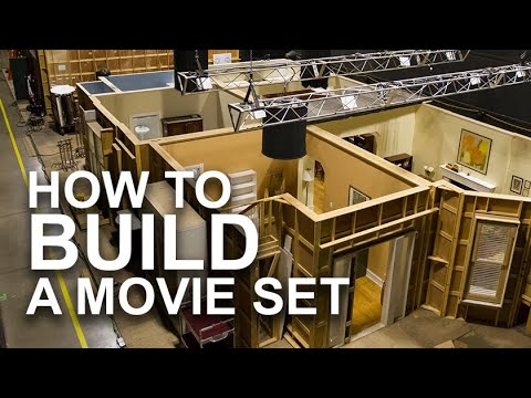 How to Build an Amazing Movie Set