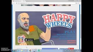 saltos,football y mas happy wheels ep 1