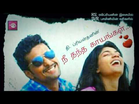Nee Thantha Kaayangal music by RS. Ravipriyan