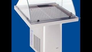 Ψυγείο Ψαριέρα Βιτρίνα Συντήρηση με Πάγο - Fish Refrigerated display(http://www.oleonidas.gr/el/product/100nk/psygeio-syntirisi-vitrina-psarion-horis-apothiki-diast100x90x120-cm ..., 2016-06-08T14:03:41.000Z)