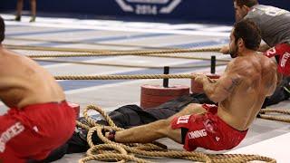 The CrossFit Games: Individual Push Pull