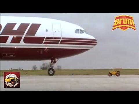 Brum 301 - AIRPORT ADVENTURE - Full Episode