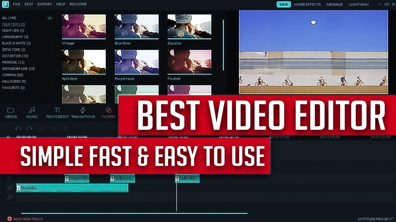 What Is The Best Video Editing Software For Mac