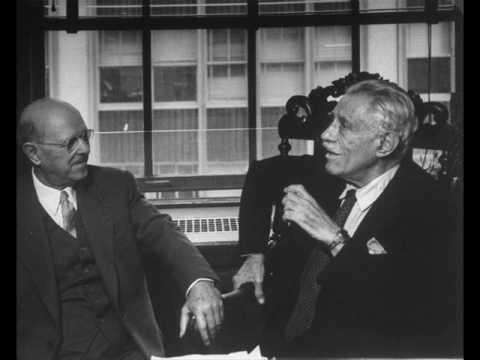 (Rare!) Fritz Kreisler's 80th Birthday Interview (Part 1) (1955-02-02)