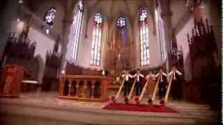 Alphorn-Quintett Escholzmatt - Ernte-Dank