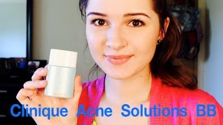 Clinique Acne Solutions BB Cream | Review&Demo