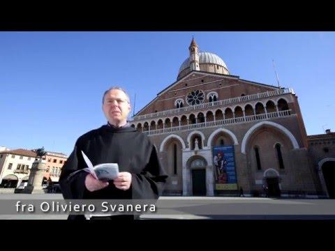 Padre Svanera, da Lumezzane a basilica Padova