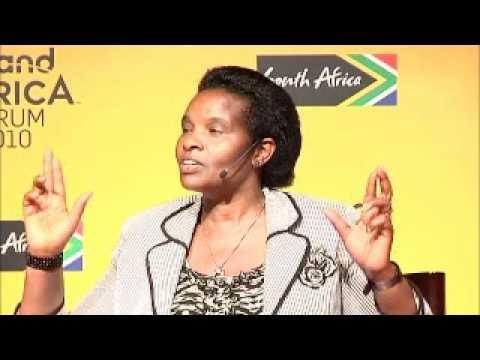Highlights Of Nation Branding Plenary - Brand Africa FORUM 2010