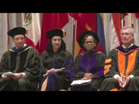 2016 University of St. Thomas Law School Commencement