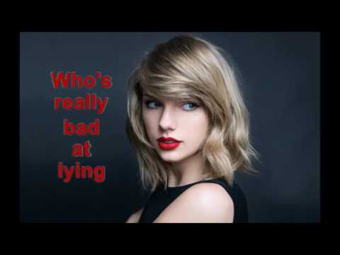 Finish the Lyrics [Taylor Swift]