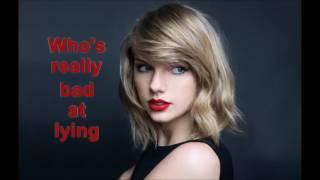 Finish the Lyrics [Taylor Swift]