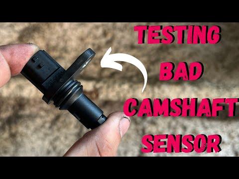 Testing A Bad Cam Sensor