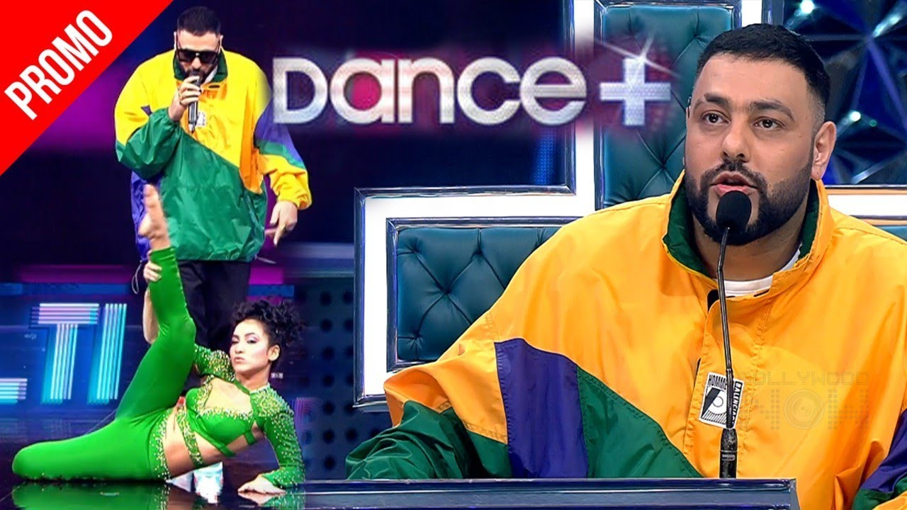 Download Badhshah Comes As Guest In Dance Plus 6 Promo