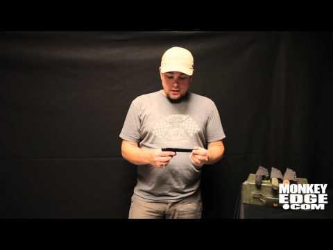 Strider Knives DB-L: Monkey Edge Frag Grips Edition