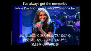 Wherever I Go by Hannah Montana 日本語訳
