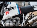 Custom of the Week: BMW R80 GS ?Africa Shox? 450cc master cylinder | New BMW R80 GS Custom