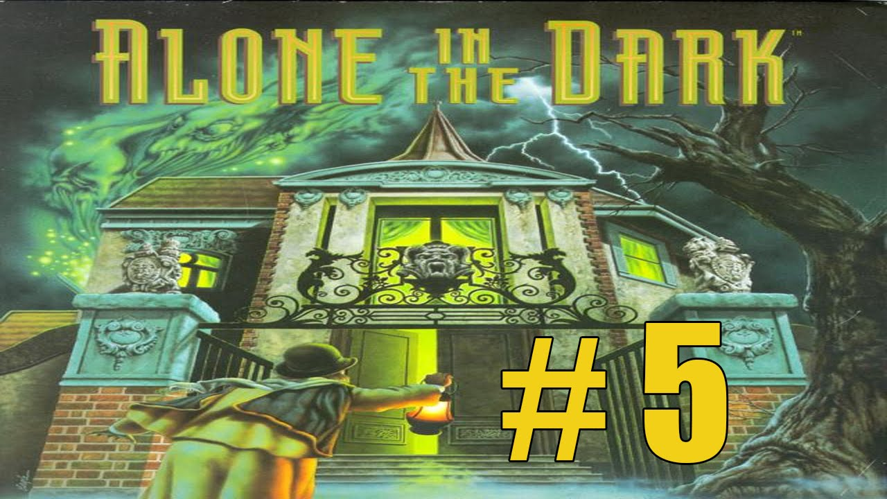 Alone In The Dark 1992 100 Part 5 A Pirate S Curse Youtube