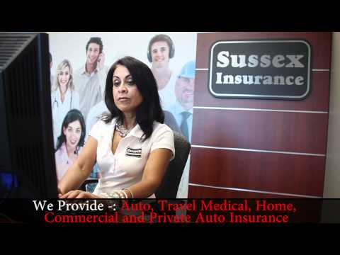 Surrey  BC Insurance   - SUSSEX INSURANCE :  - West  Kelowna  Vancouver.mpg AUTOPLAN BROKER
