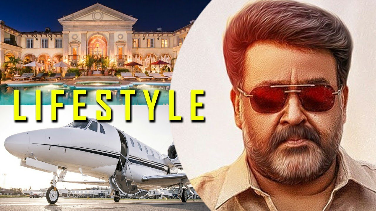 Mohanlal lifestyle, biography, networth, car collection and award