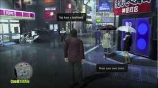Yakuza 4 Walkthrough PARTE 1 Akiyama Live commentary ITA by QuelTaleAle