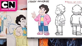 Steven's New Neck | Steven Universe The Movie | Cartoon Network