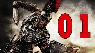 Let's Play Ryse Son of Rome Gameplay Deutsch - Part 1 - Verteidigt Kaiser Nero !