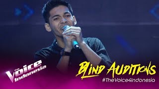 Dnanda - Ku Cinta Kau Apa Adanya | Blind Auditions | The Voice Indonesia GTV 2019