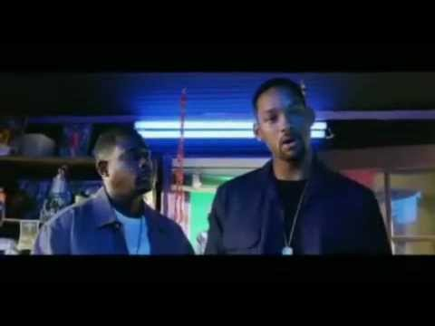 Bad Boys II scene - Icepick's Rasta Shop