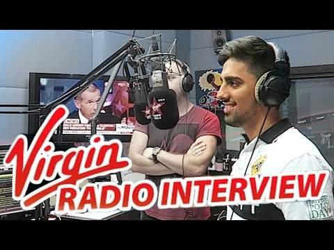 VIRGIN RADIO INTERVIEW !!!