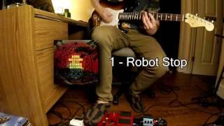 Guitar Cover   KGATLW - Nonagon Infinity (FULL ALBUM)