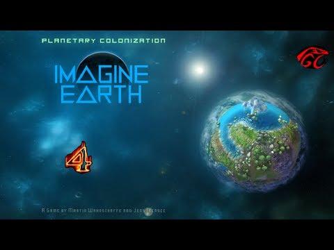 Imagine Earth #4 Kampagne 4 Bauen Bauen Bauen!!!