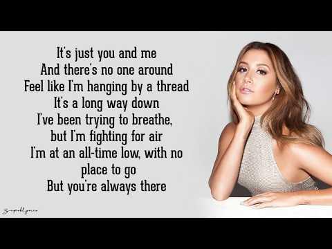 Ashley Tisdale  Me Without You Lyrics