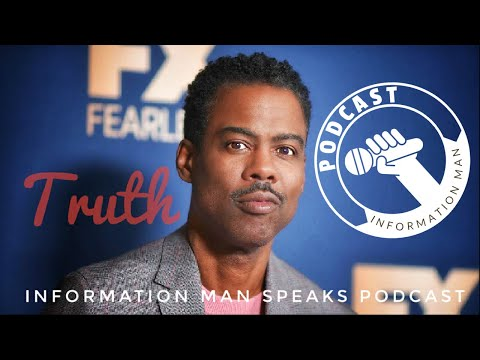 Chris Rock Truth, Therapy Let's Talk About It