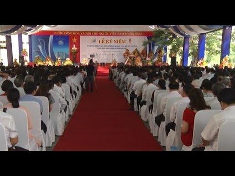 Trường Đại học Kinh tế Huế kỉ niệm 50 năm xây dựng và phát triển