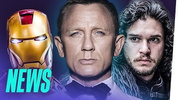 Neue GAME OF THRONES-Serien: Infos / JAMES BOND: Regisseur bekannt / AVENGERS-Marathon