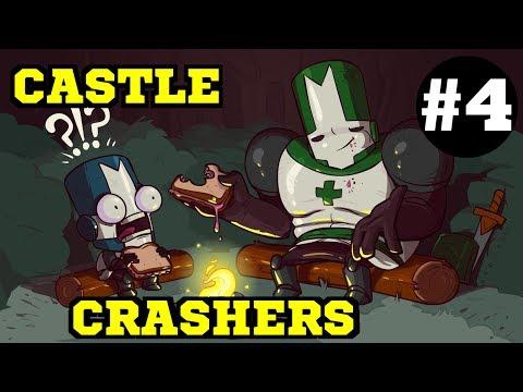 Castle Crashers - Свадебный Переполох #4