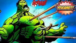 Mega-videocomic: planeta hulk parte 3 de 4 - historia completa
