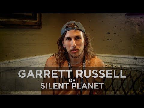When We Think Eating is Wrong... -- Garrett Russell of Silent Planet
