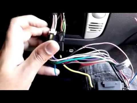 Instalaçao aparelho de som no carro, (PARA O C3 VEJA NA DESCRIÇÃO DO VIDEO) #EP01