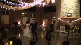 Uptown Funk- Best Family Wedding Dance, kids ROCK the ending!