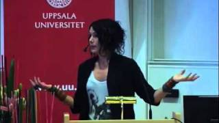 Repeat youtube video Humanioradagarna på Uppsala universitet del 1 - Maria Sveland