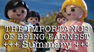 Video The Importance of Being Earnest to go (Wilde in 10 minutes, English version) download MP3, 3GP, MP4, WEBM, AVI, FLV Juni 2017