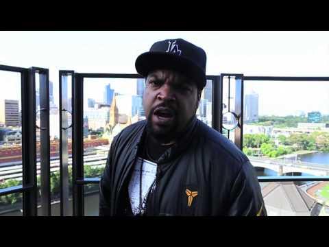 Ice Cube - Australian Tour 2014 Recap