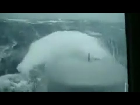 Argentinian navy releases video of search...