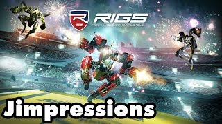 RIGS MECHANIZED COMBAT LEAGUE - World RIGS Powerslam Champion