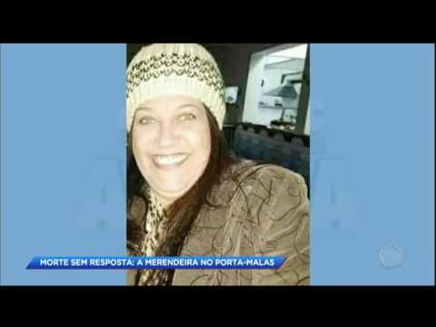 Mulher é encontrada morta no porta-malas de um carro