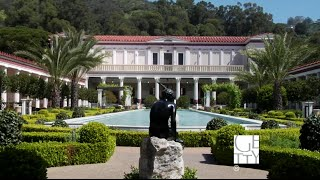 GETTY VILLA TOUR