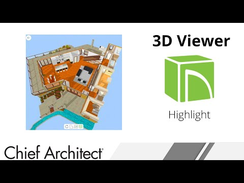 Chief Architect 3D Viewer